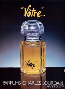 Постер Charles Jourdan Vôtre
