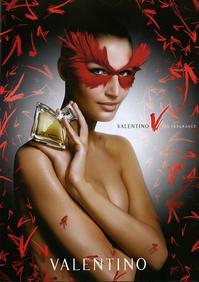 Постер Valentino V