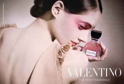 Постер Valentino Eau de Parfum