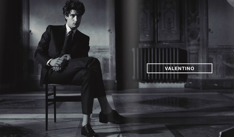 Постер Valentino Uomo Intense