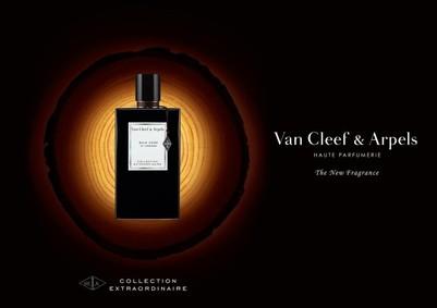 Постер Van Cleef & Arpels Bois Doré