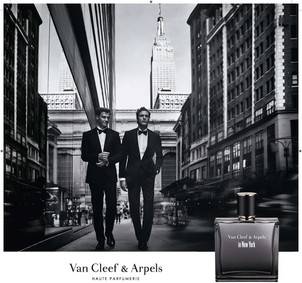 Постер Van Cleef & Arpels In New York