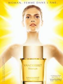 Постер Gloria Vanderbilt Vanderbilt Woman