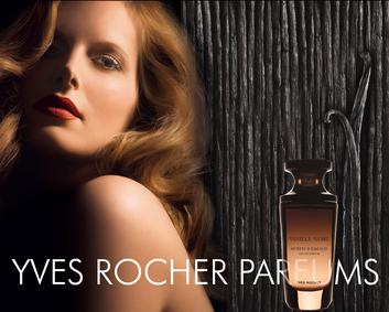 Постер Yves Rocher Vanille Noire