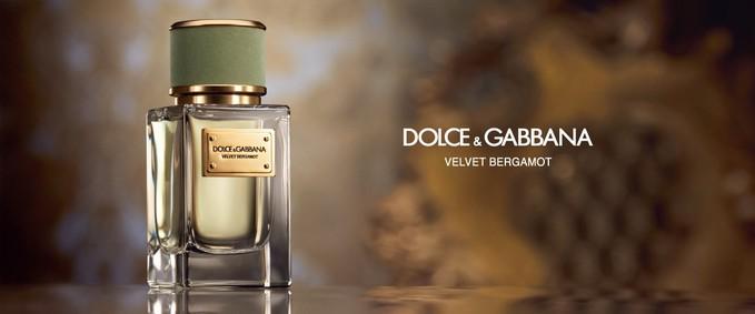Постер Dolce&Gabbana Velvet Bergamot