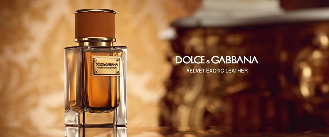 Постер Dolce&Gabbana Velvet Exotic Leather