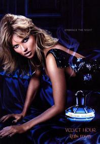 Постер Kate Moss Velvet Hour