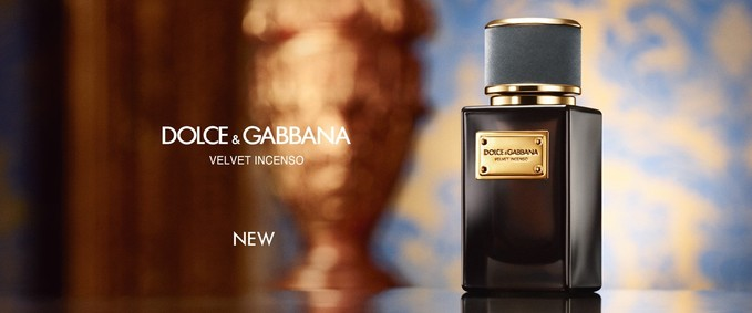 Постер Dolce&Gabbana Velvet Incenso