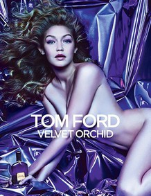 Постер Tom Ford Velvet Orchid