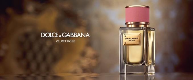 Постер Dolce&Gabbana Velvet Rose