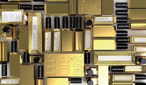Постер Histoires de Parfums Veni