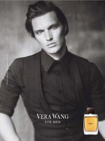 Постер Vera Wang for Men
