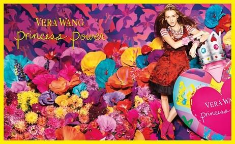 Постер Vera Wang Princess Power