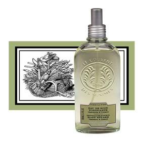 Постер Le Couvent des Minimes Verbena & Lemon Invigorating Body Splash