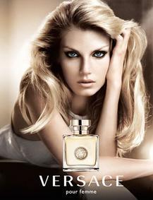 Постер Versace pour Femme