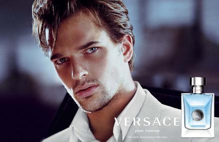 Постер Versace pour Homme