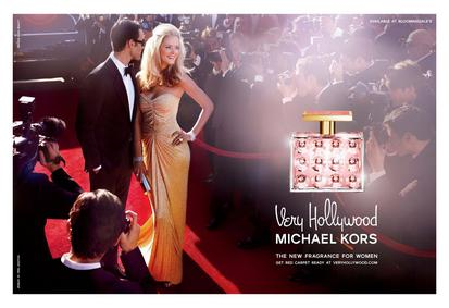 Постер Michael Kors Very Hollywood