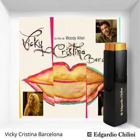 Постер Edgardio Chilini Vicky Cristina Barcelona
