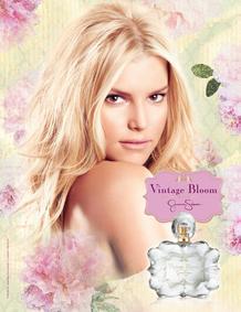 Постер Jessica Simpson Vintage Bloom