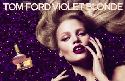 Постер Tom Ford Violet Blonde