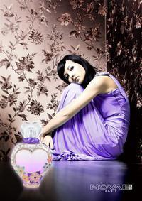 Постер Novae Plus Violet