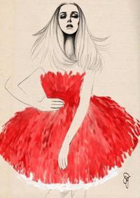 Постер Zara Violetta