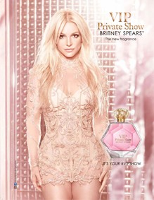 Постер Britney Spears VIP Private Show