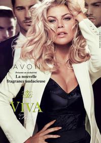 Постер Avon Viva by Fergie