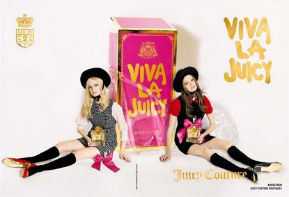 Постер Juicy Couture Viva La Juicy