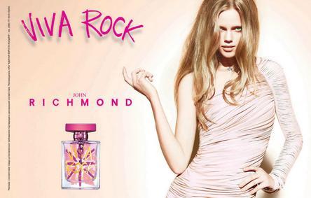 Постер John Richmond Viva Rock