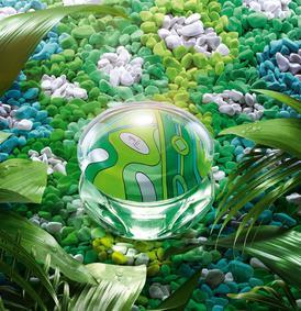 Постер Emilio Pucci Vivara Variazioni Verde 072
