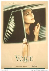 Постер Betty Barclay Voice