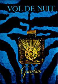 Постер Guerlain Vol De Nuit