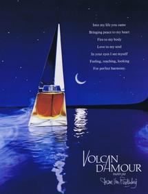 Постер Diane von Furstenberg Volcan d'Amour