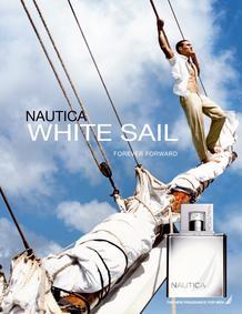 Постер Nautica White Sail