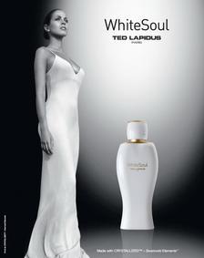 Постер Ted Lapidus White Soul