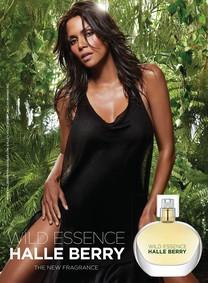 Постер Halle Berry Wild Essence