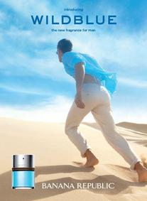 Постер Banana Republic Wildblue for Men