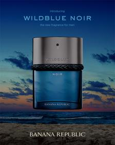 Постер Banana Republic Wildblue Noir