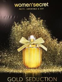 Постер Women'secret Gold Seduction
