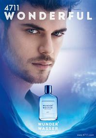 Постер 4711 Wunderwasser for Men