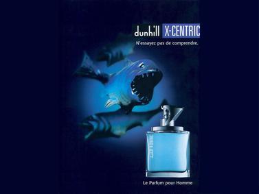 Постер Alfred Dunhill X-centric