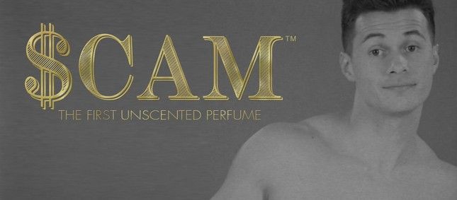 Постер Xyrena Scam The First Unscented Perfume