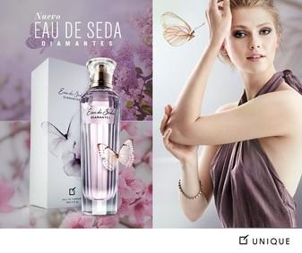 Постер Yanbal Eau De Seda Diamantes