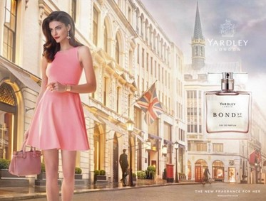 Постер Yardley Bond St Eau de Parfum
