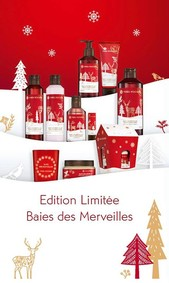 Постер Yves Rocher Baies Des Merveilles