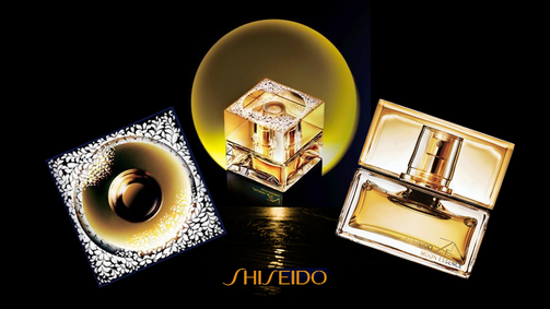 Постер Shiseido Zen Moon Essence
