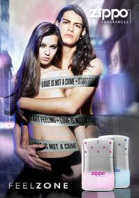 Постер Zippo Fragrances Zippo Feelzone for Men