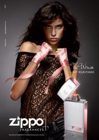 Постер Zippo Fragrances Zippo The Woman
